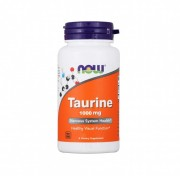 Таурин NOW Taurine 1000mg   (250c.)