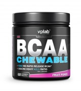 BCAA 4:1:1 VP Laboratory BCAA Chewable  (60 таб)