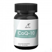 Коэнзим Q10  Just Fit CoQ-10  (30 капс)