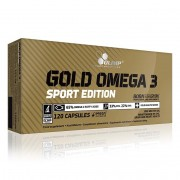 Омега-3 Olimp Gold Omega 3 Sport Edition  (120 капс)