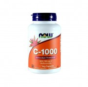 Витамин C NOW C-1000 with 100mg of Bioflavonoids   (250 vcaps)