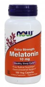 Мелатонин NOW Melatonin 10mg  (100 caps.)