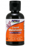 Мелатонин NOW Melatonin Liquid  (59ml.)