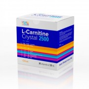 Л-карнитин в ампулах Liquid & Liquid L-Carnitine Crystal 2500  (25 мл)